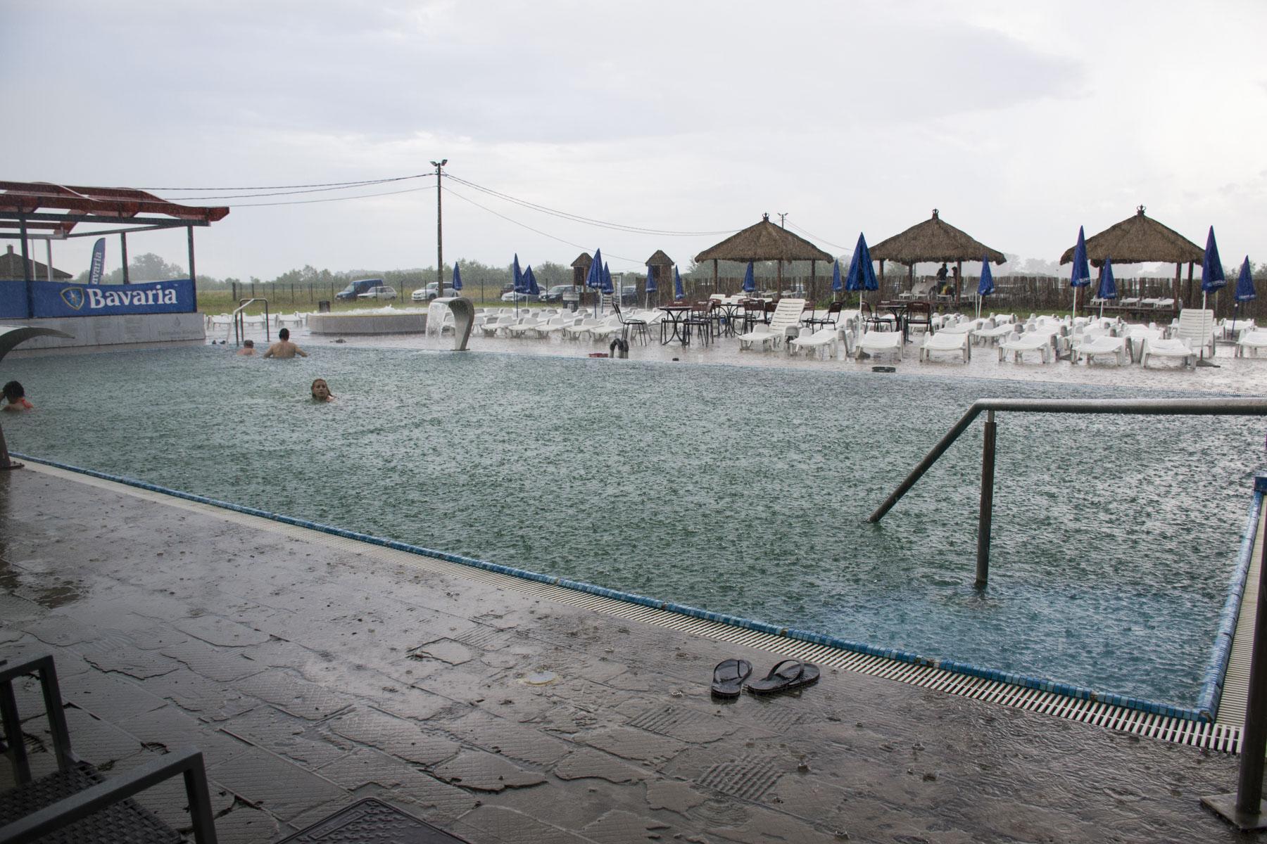 Aqua Park Bogatić. Visit Zasavica
