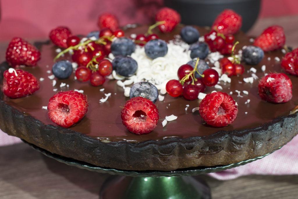 Tart od čokolade by Putovanje sa ukusom