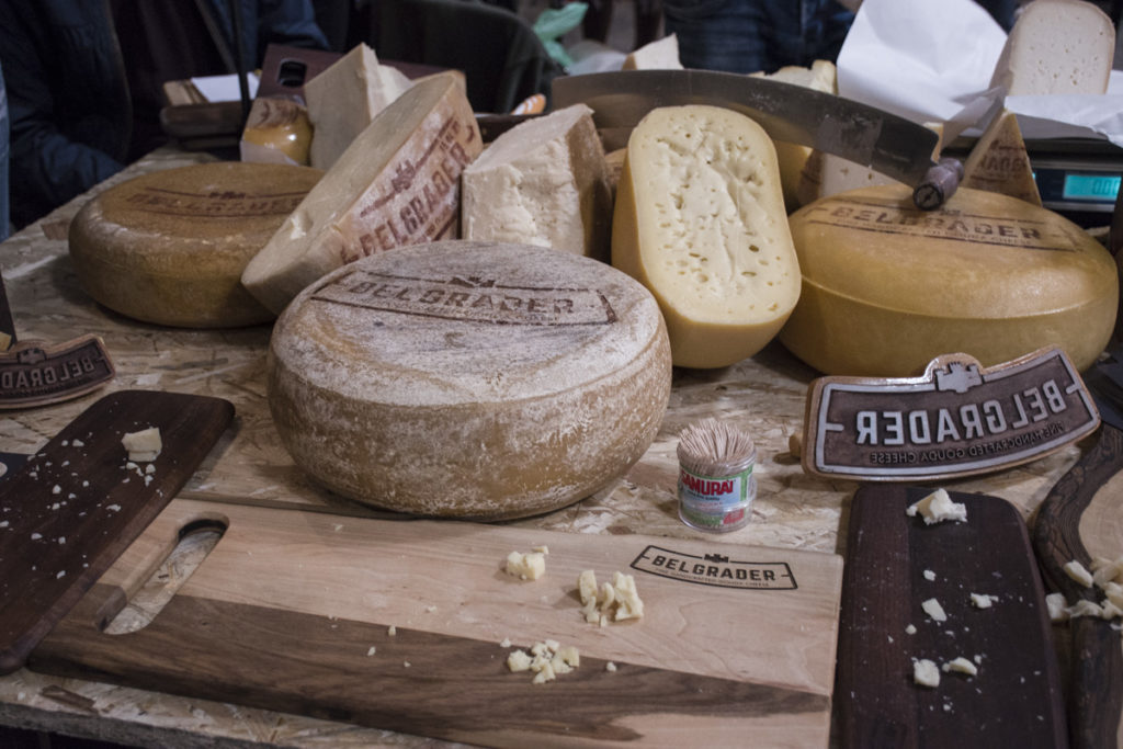 IV Cheese Festival -Festival sira u Beogradu