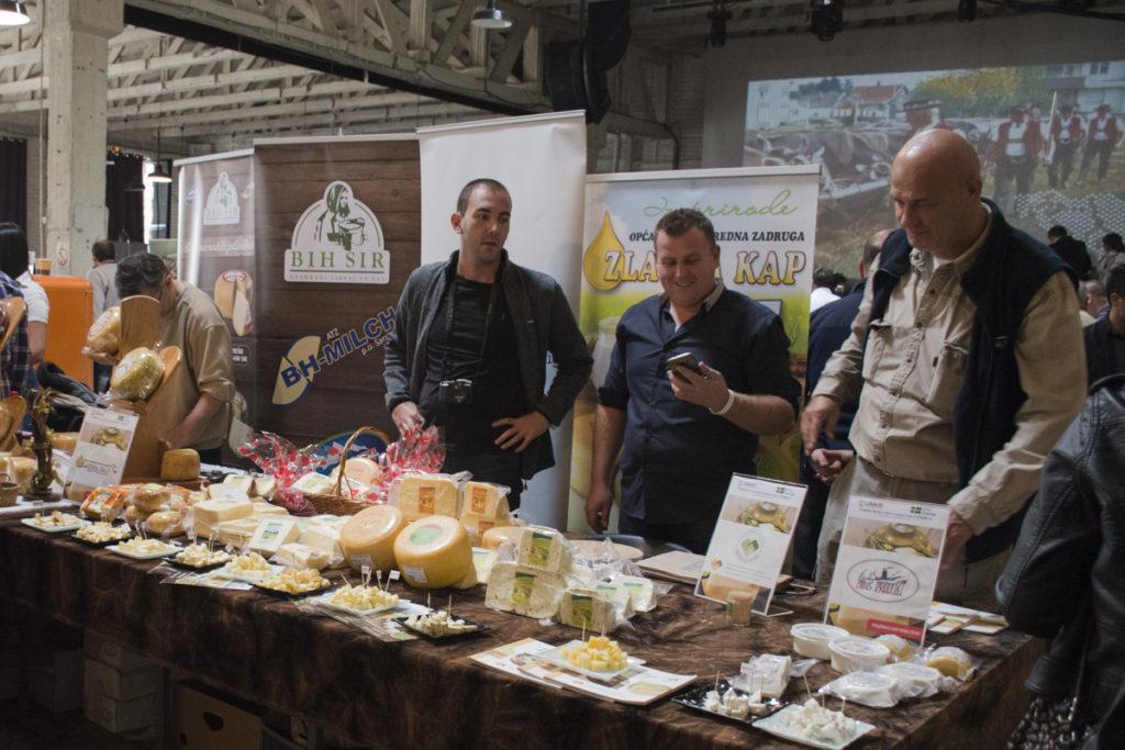 Festival sira u Beogradu Zlatna Kap
