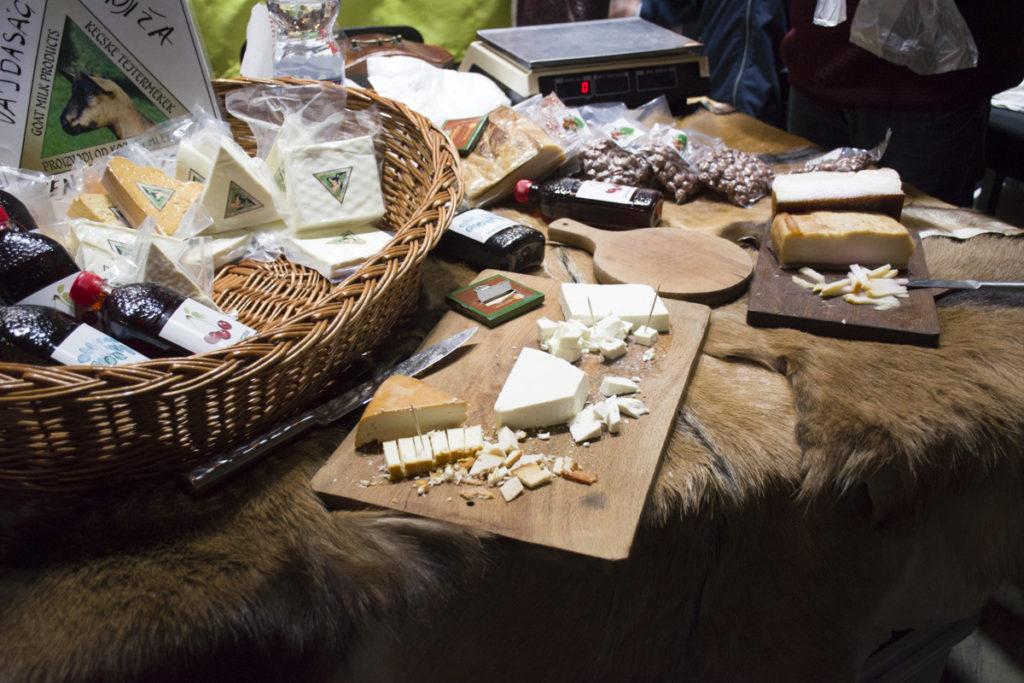 Festival sira u Beogradu mađarski koziji