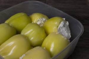 Paprike sa sirom iz bakine kujne