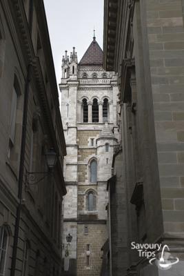 Putovanje u Ženevu