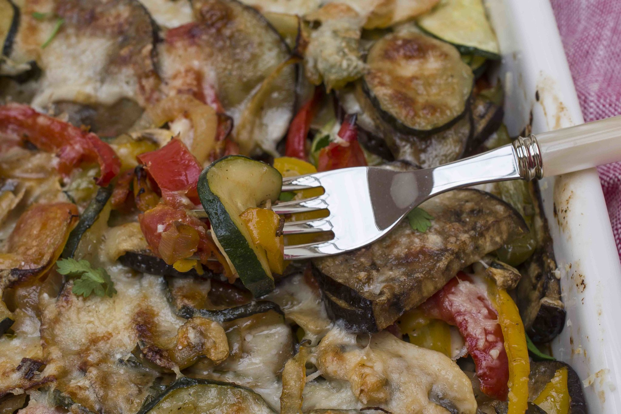 Ratatouille dinstano povrće