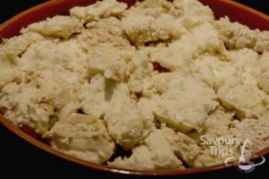 Krompir iz rerne tartiflette