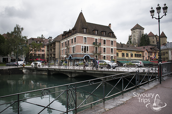 Weekend in France, Annecy