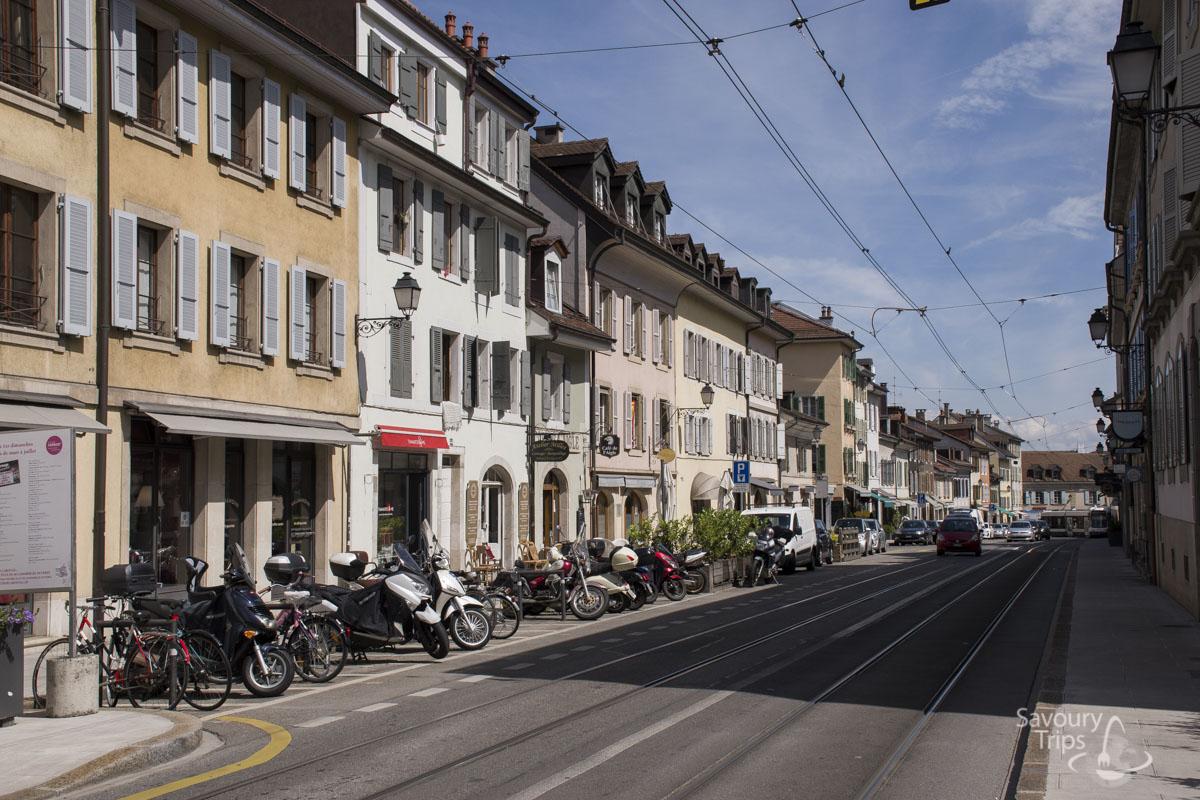 Geneva life, Courouge