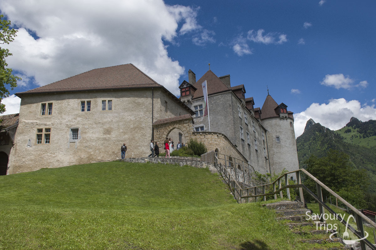 Trip to Gruyere, Top attraction in Gryere