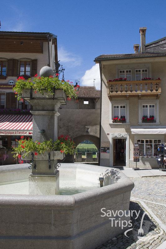 Trip to Gruyère