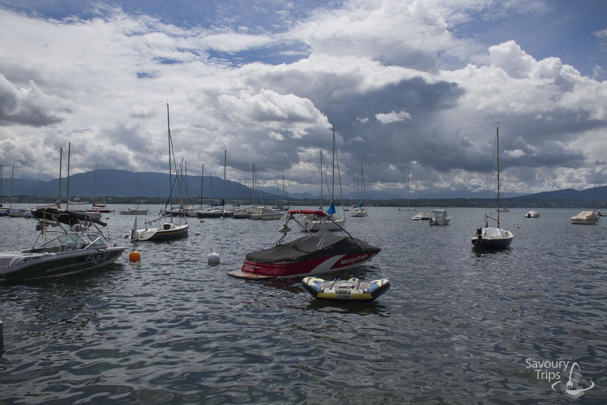 Život u Ženevi, Versoix