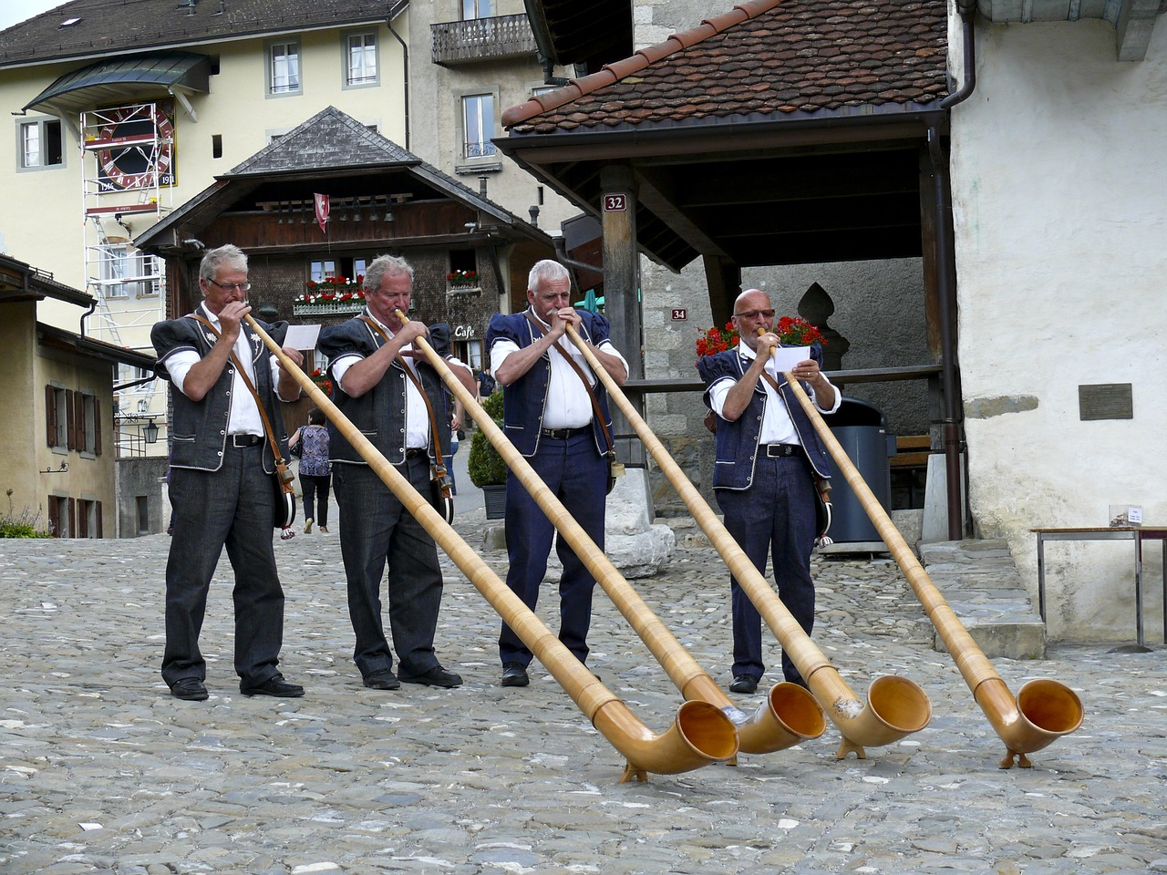 Traditional musical instruments