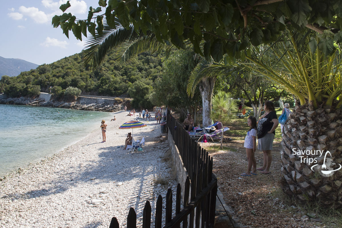 Kefalonia best beaches and swimming
