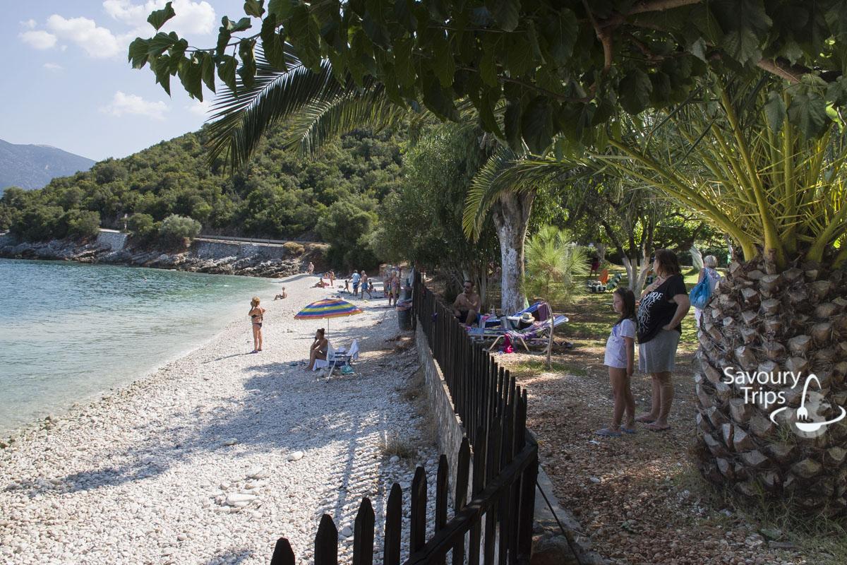 Kefalonija Plaže, Ag.Paraskevi