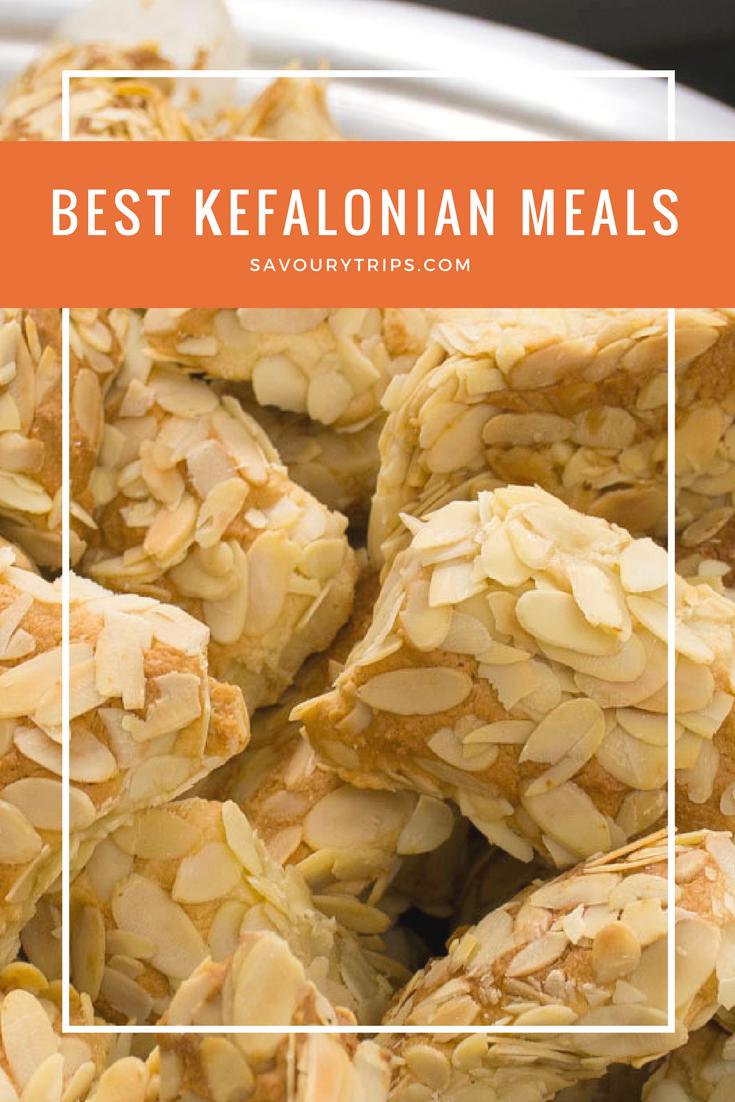 Best Kefalonian Meals