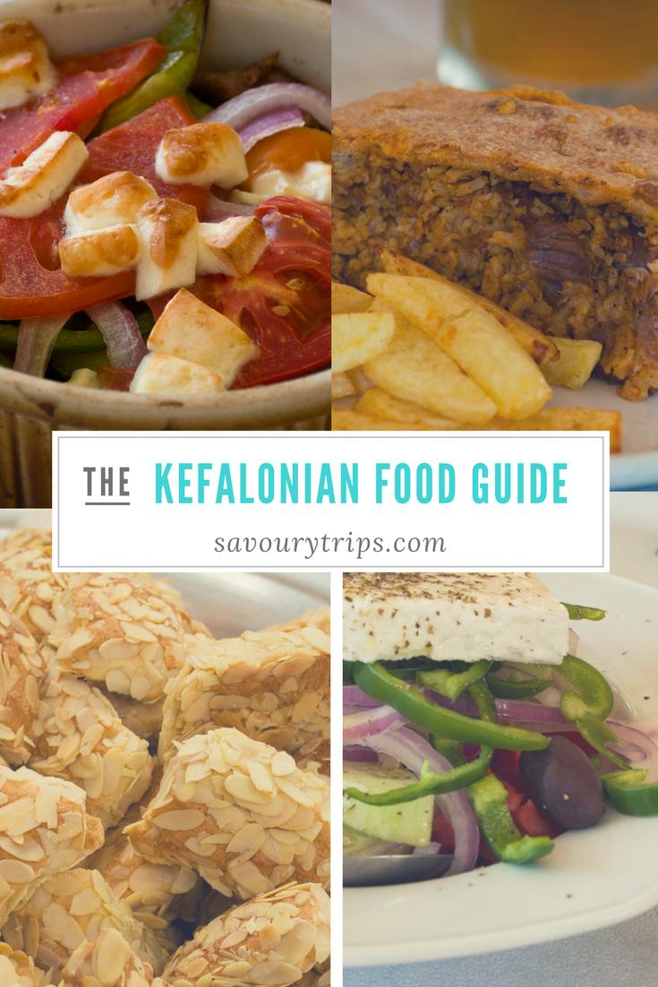 Kefalonian Food Guide