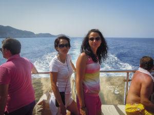 Krstarenje Lefkada
