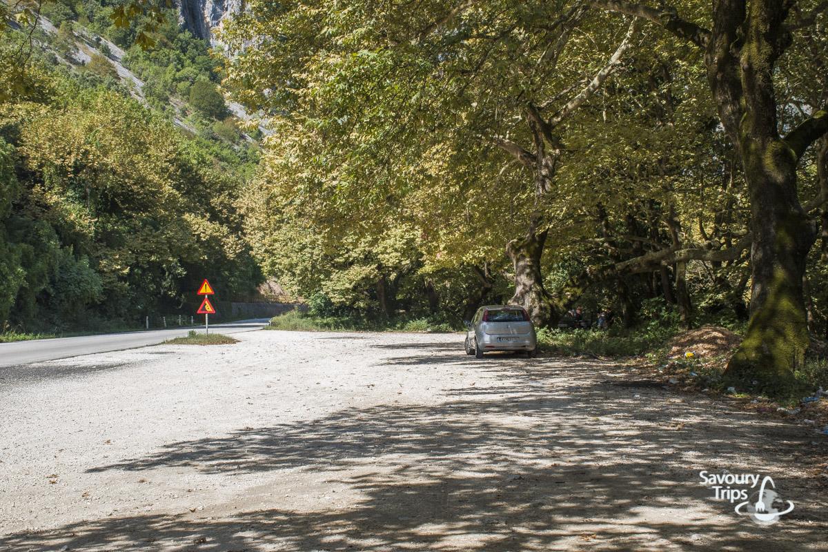 Put za Lefkadu