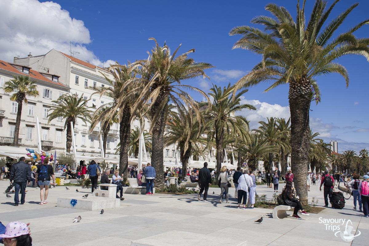 Putovanja Split, Letovanje u Splitu