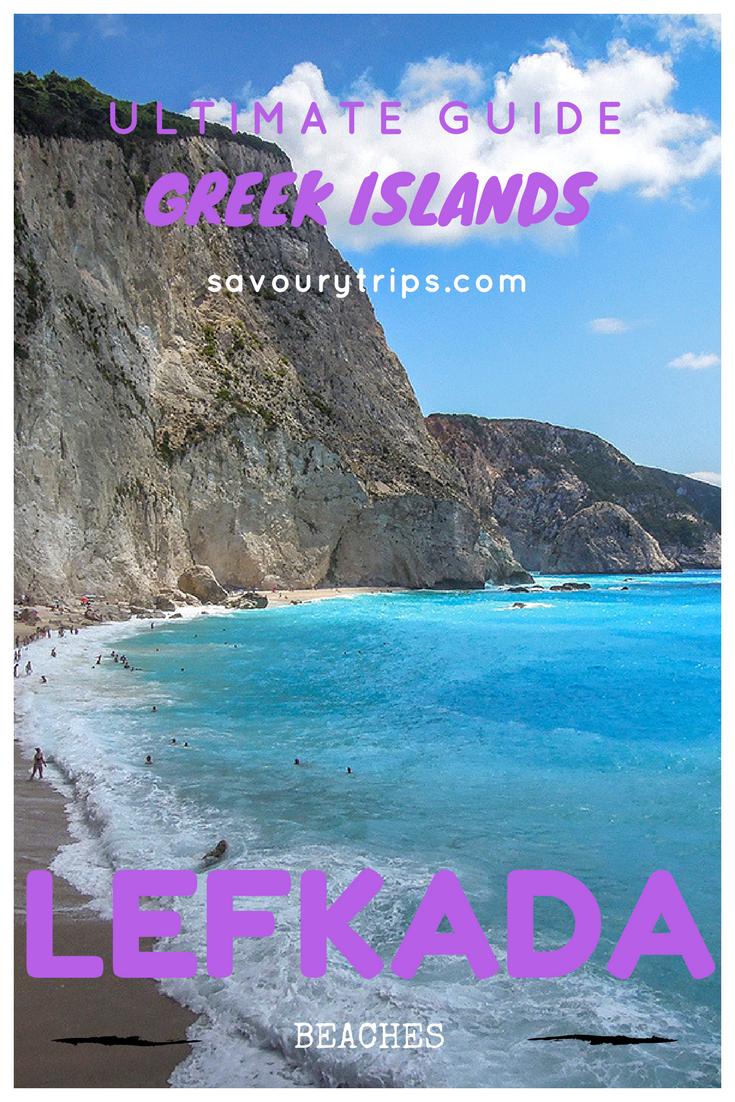 Ultimate Guide for the Lefkada Beaches