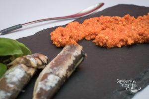 Spanish romesco dip recipe