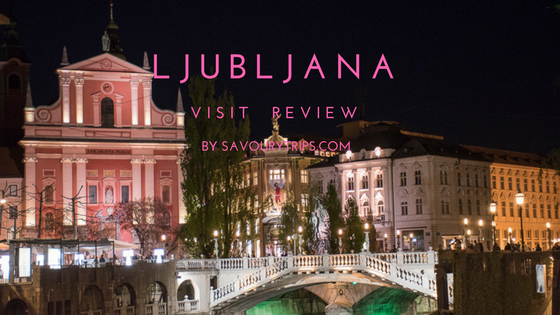 Ljubljana what to see and how to spend a day?