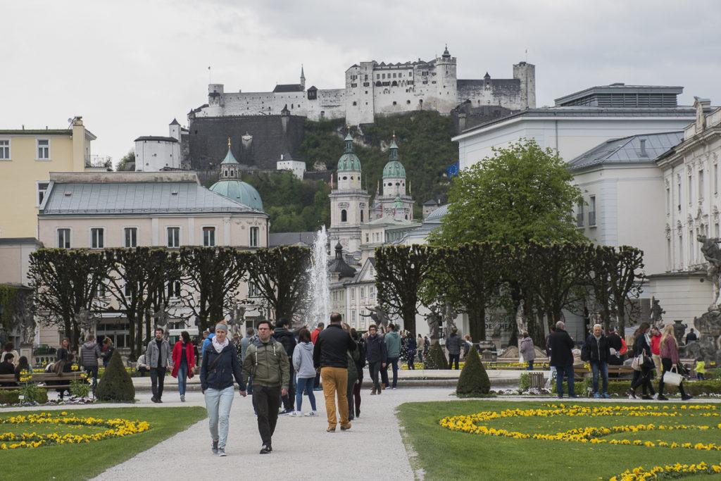 Salcburg Austrija / Salzburg Austria
