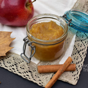 Pire od jabuka / apple puree