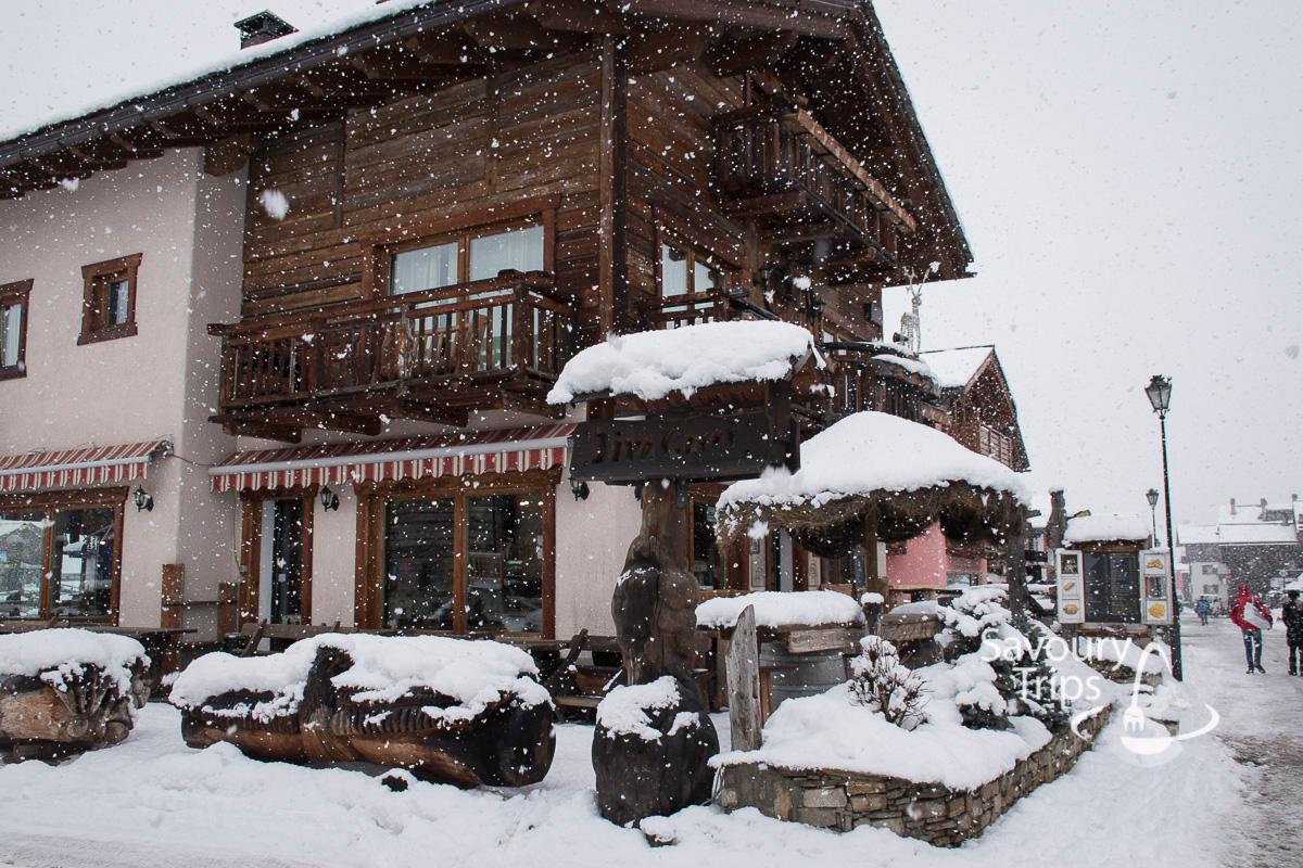 Skijanje Livigno / Skiing in Italy Livigno