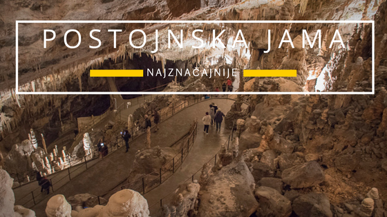 Park Postojnska jama Slovenija /Postojna Cave Slovenia