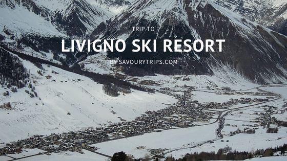 Skijanje Livinjo / Skiing in Italy Livigno