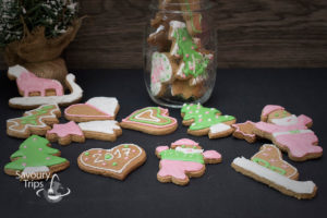Recept za Božićne medenjake (gingerbread) / Recipe for Old fashioned gingerbread