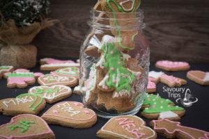 Recept za Božićne medenjake (gingerbread) / Recipe for Old fashioned gingerbread