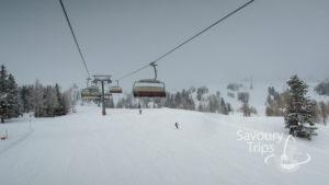 Nassfeld ski slopes