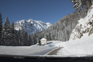 Nassfeld skijanje Austrija / Naasfeld accommodation and ski resort