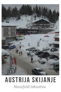 Nassfeld skijanje, Austrija
