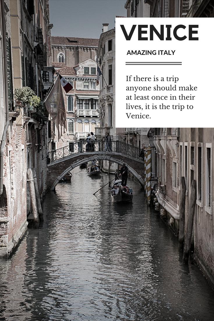 Venecija putovanje i šta videti