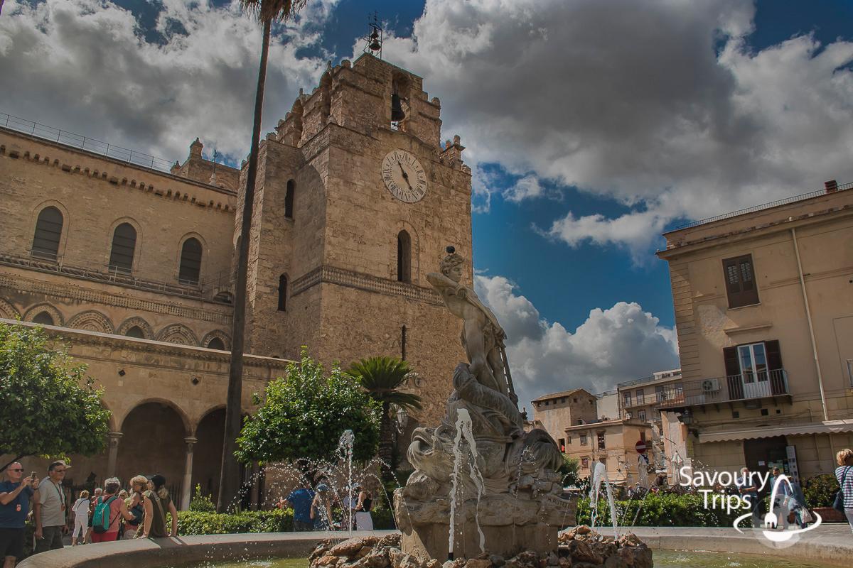 Monreale Sicilija iskustvo / Sicily Palermo review