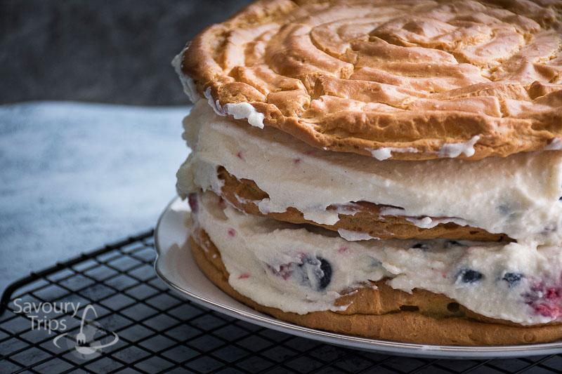 Cheesecake / Voćni cheesecake