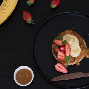 Palačinke sa voćnom fermentisanom vodom _ Pancakes with fermented juice