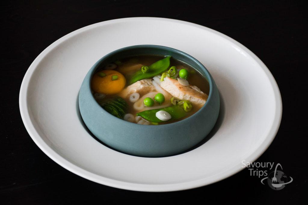 Ramen Soup / Ramen supa