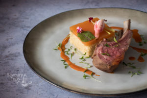 Lamb and couscous, jagnjetina i kuskus