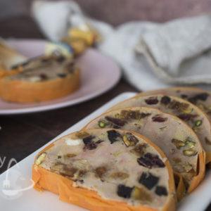 Foie Gras terrine / Pačija jetra recept
