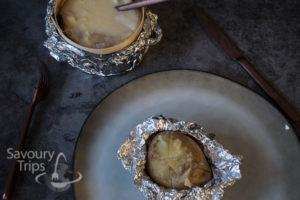 Krompir iz rerne / French-style baked potatoes