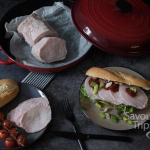 Kako se pravi kuvana šunka u sous vide aparatu?