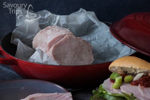 Kuvana šunka i kuvana pečenica