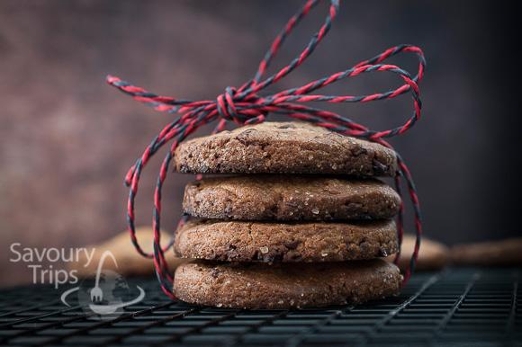 Vrhunski čokoladni keksići