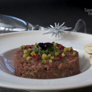 Recept za tatarski biftek