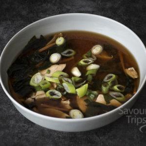 Miso supa i njen umami ukus