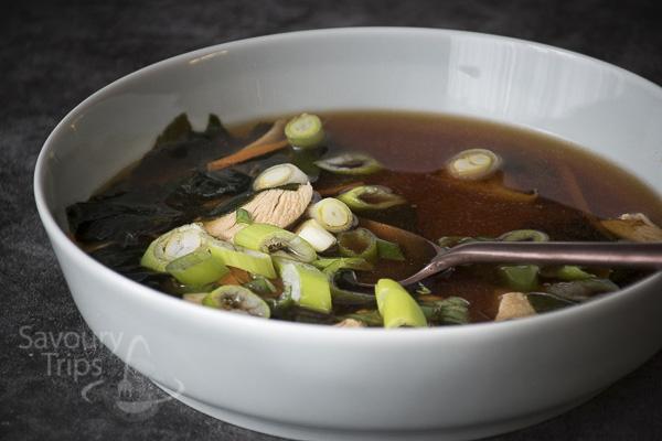 Umami miso supa kako je napraviti