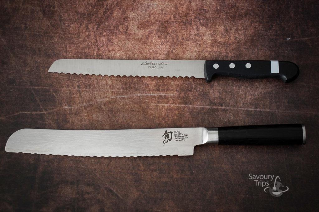 Noževi za hleb